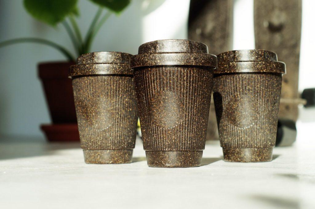 Kaffeeform, una alternativa sustentable al plástico - Kaffeform, una alternativa sustentable al plástico Portada