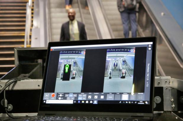 El metro de Los Ángeles es el primero en incorporar un sistema de scanners corporales - MetroScanner_ScanEnCompu_PORTADA