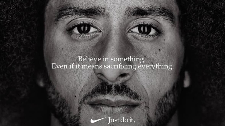 """Nike elige a Kaepernick como imagen de la campaña """"Just Do It"""" en su 30 aniversario - Nike elige a Colin Karpernick como cara de su nueva campaña Just do it"""