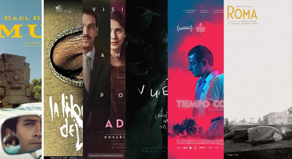 6 películas que podrían representar a México en los Óscar 2019 - PelículasOscares_PORTADA