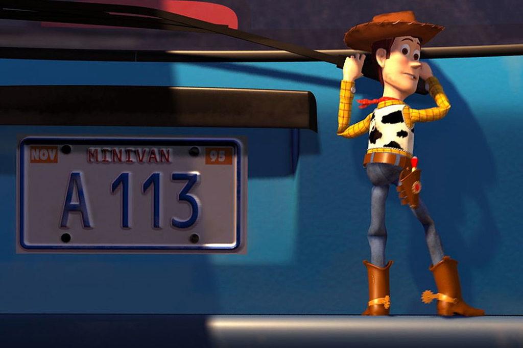 8 personajes de Disney y de Pixar que están escondidos en otras películas - personajes pixar portada