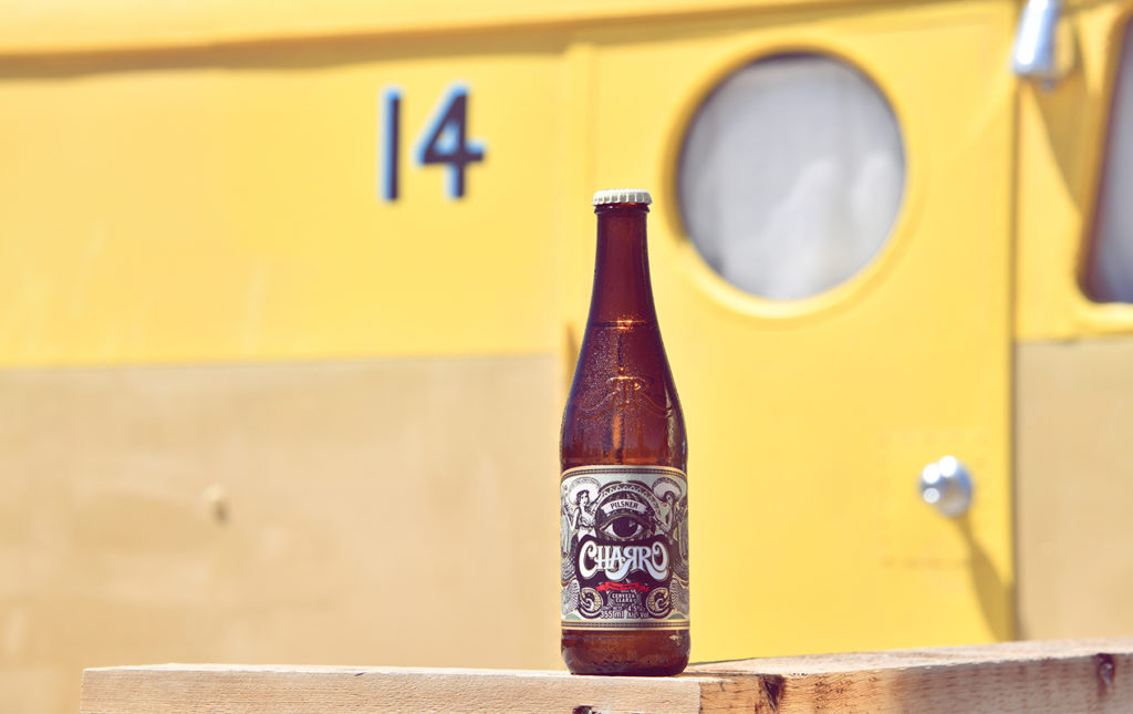 Cerveza Charro - PORTADA diseño cerveza artesanal charro
