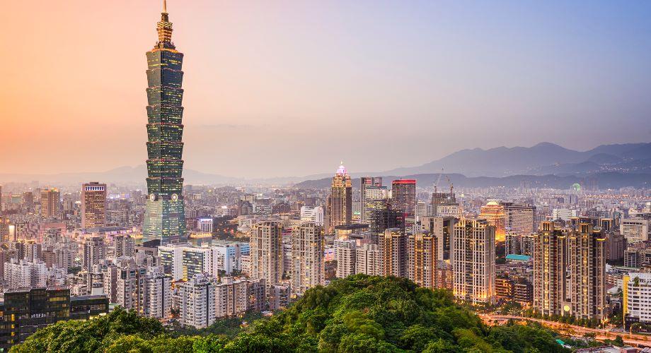 Guía para visitar Taipéi - guía taipei portada