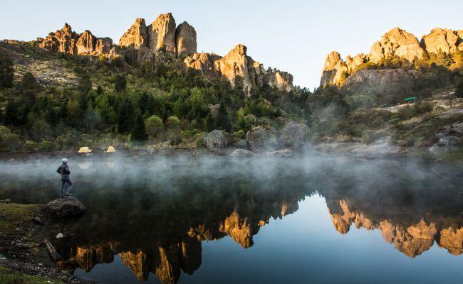 Dónde hacer el mejor hiking en México - Hike_MineralDelChico