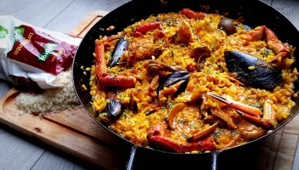 Los mejores lugares para comer paella en la CDMX - Paella PORTADA