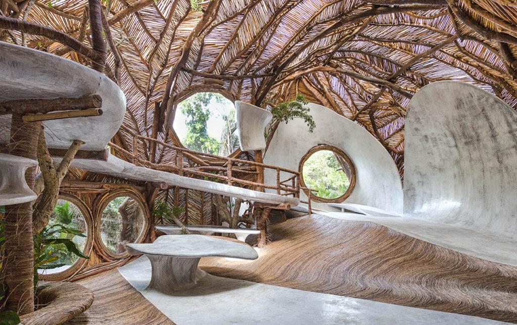 IK LAB, un laboratorio de sensaciones - portada ik lab Azulik hotel Tulum México eco turismo