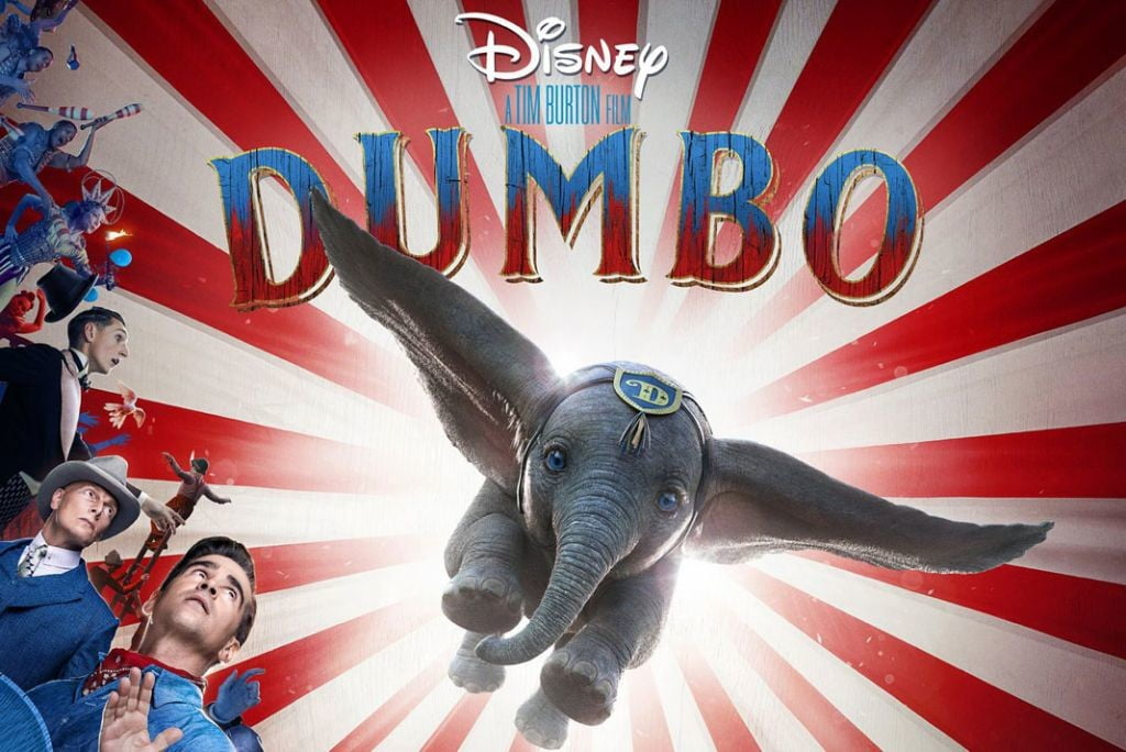 Dumbo cobrará vida en la próxima película de Tim Burton - Dumbo. Tim Burton. Disney
