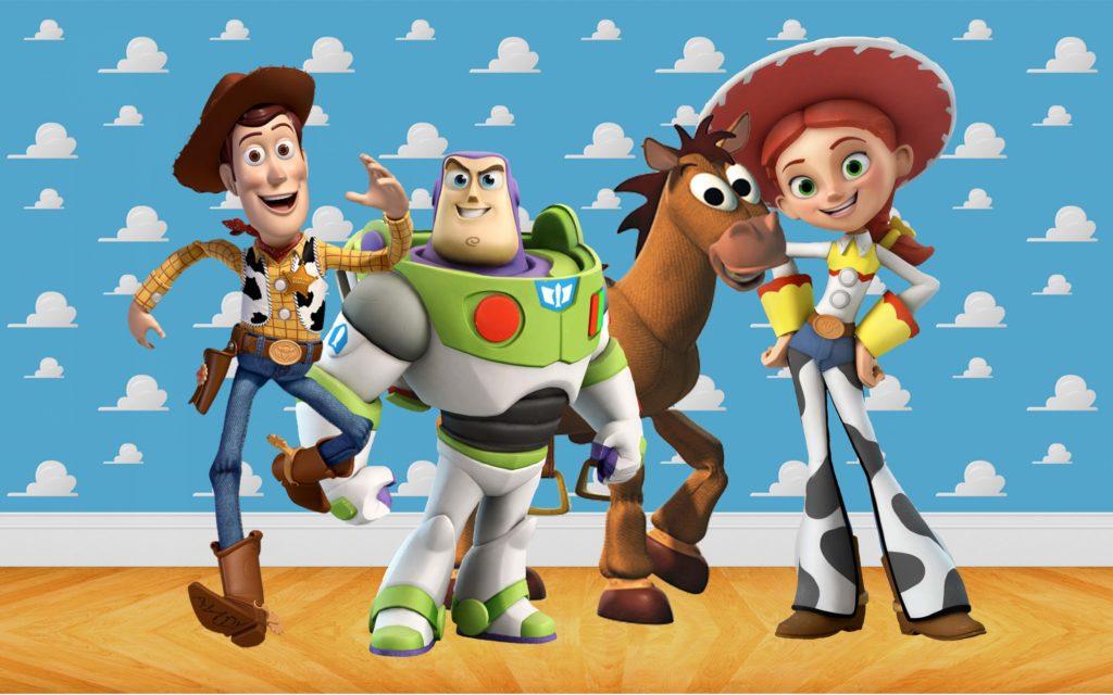 Woody, Jessie y Buzz Lightyear regresan con una nueva aventura en Toy Story 4 - Toy Story 4 portada