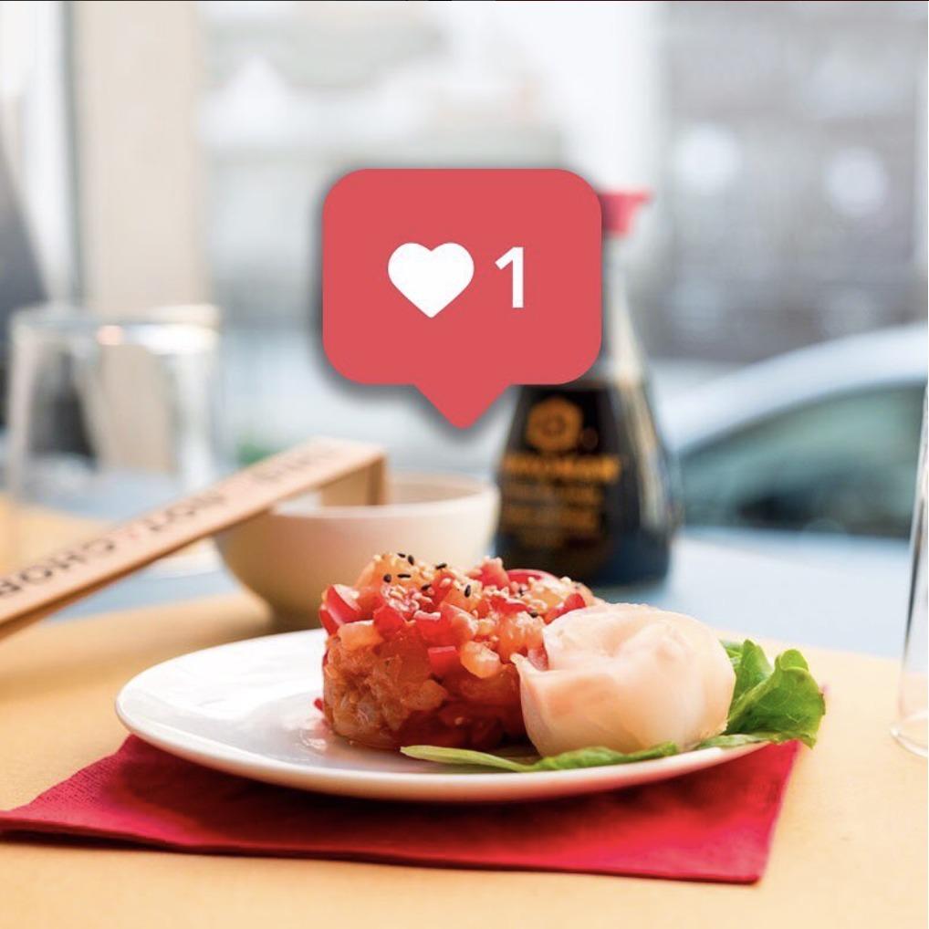 This Is Not a Sushi Bar, el restaurante en el que puedes pagar con likes en Instagram - this is not a sushi bar portada