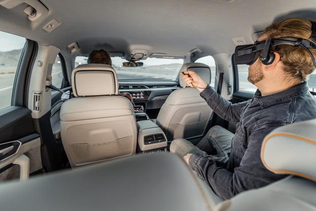 Los gadgets que tienes que conocer del CES 2019 - Audi Holoride
