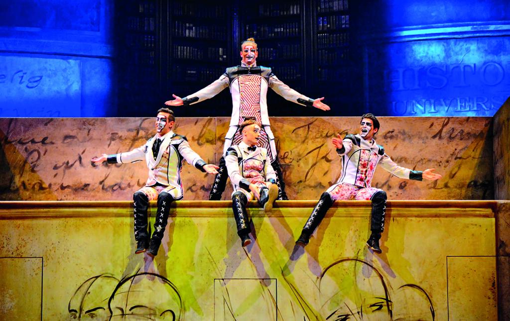 Cirque du Soleil: Joyà - CIRQUE DU SOLEIL-5