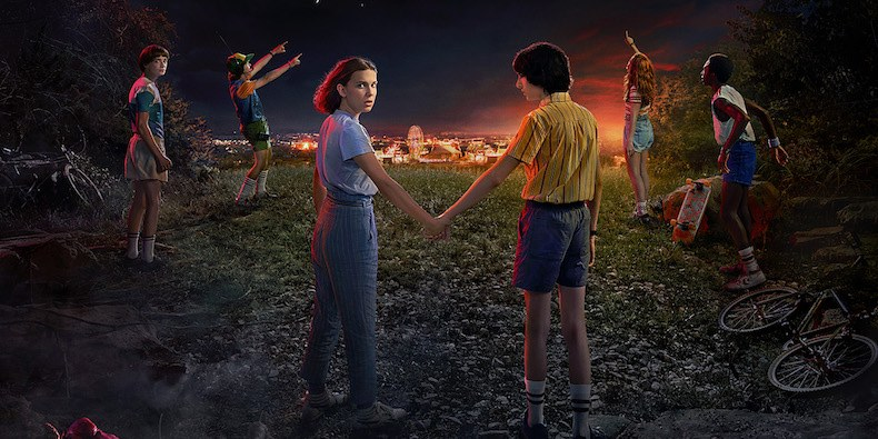 Todo lo que tienes que saber sobre la nueva temporada de Stranger Things - stranger things temporada 3 portada