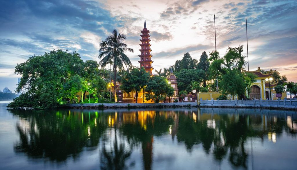 Guía para visitar Hanói - Hanoi PORTADA