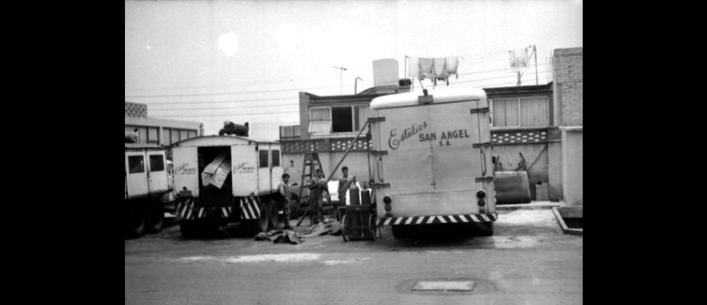 Los grandes estudios de cine que tuvo la Ciudad de México - Hotbook Estudios San Angel Inn  portada
