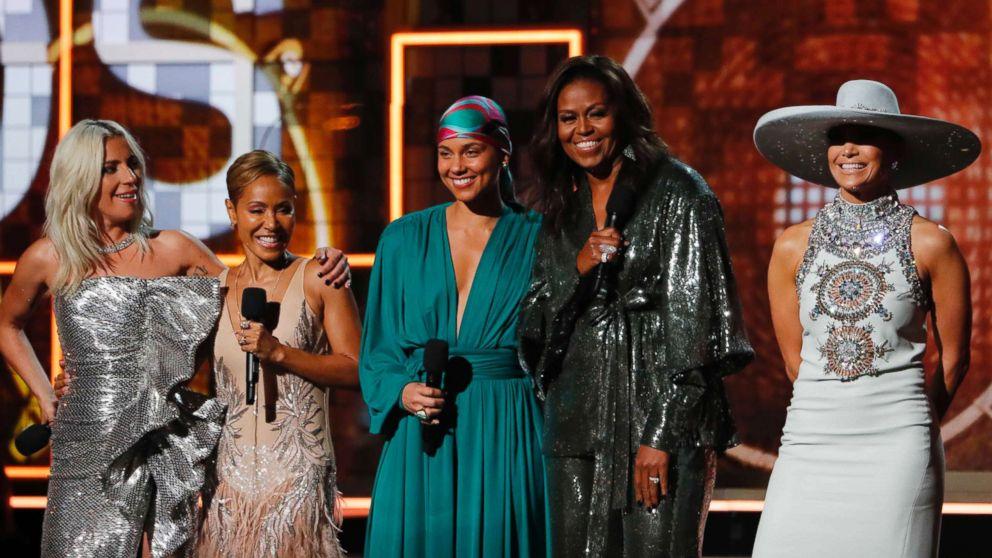 Los Premios Grammy 2019 - hotbook20los20premios20grammy20201920michelle