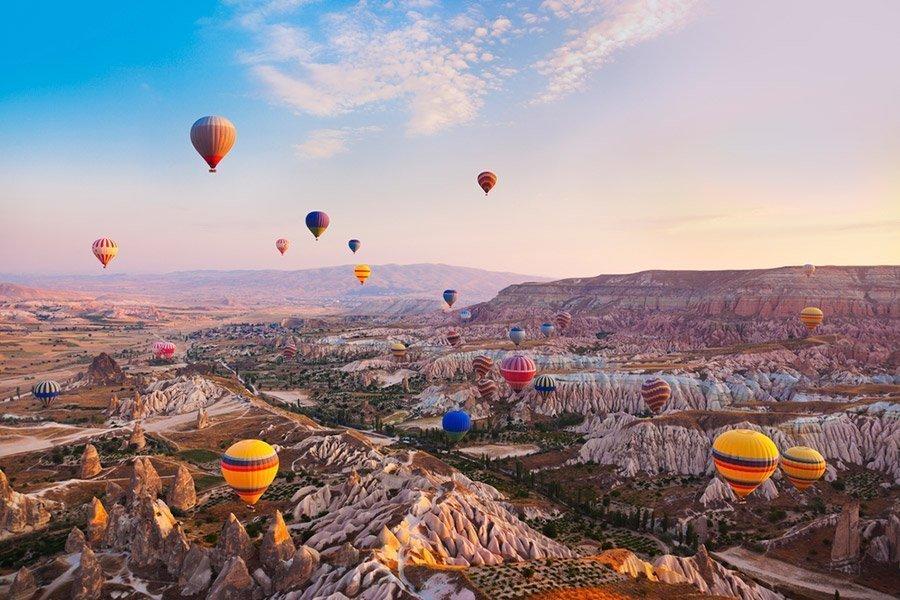 Capadocia, el paraíso de los globos aerostáticos - HOTBOOK_GlobosCapadocia_PORTADA