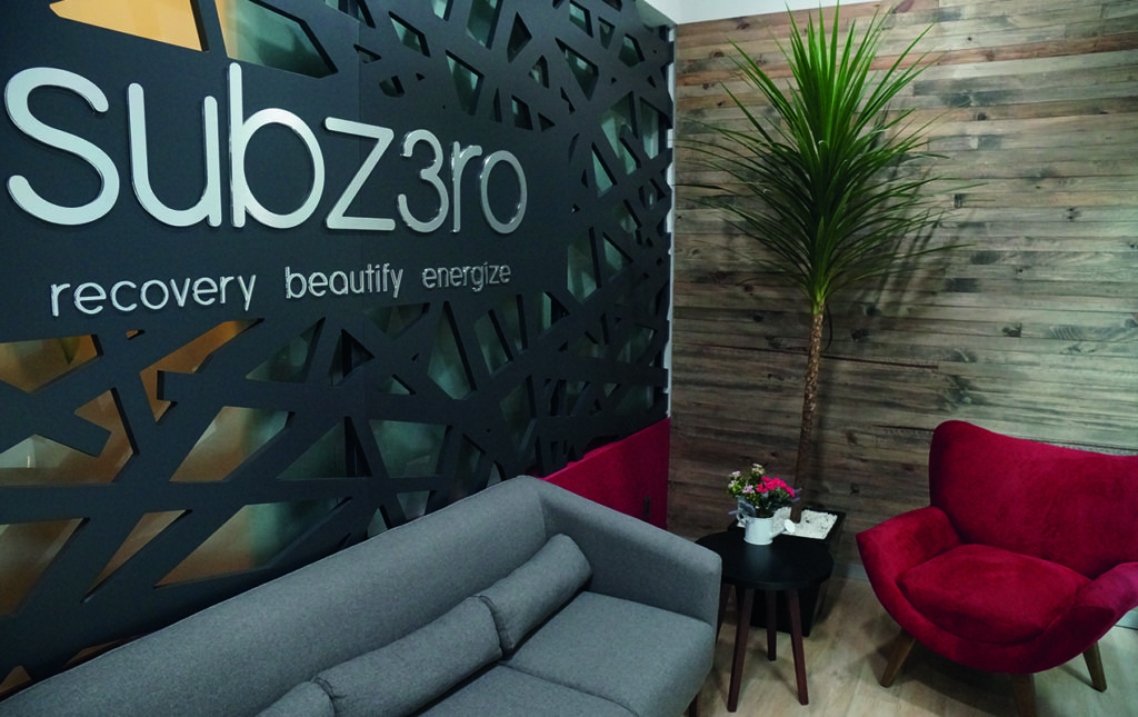 Subz3ro, los beneficios de la crioterapia - SUBZ3RO-1