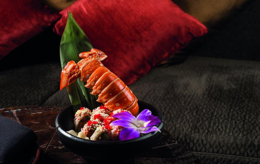 Tea Room, un brunch asiático y nocturno en Miami - TEA ROOM-4