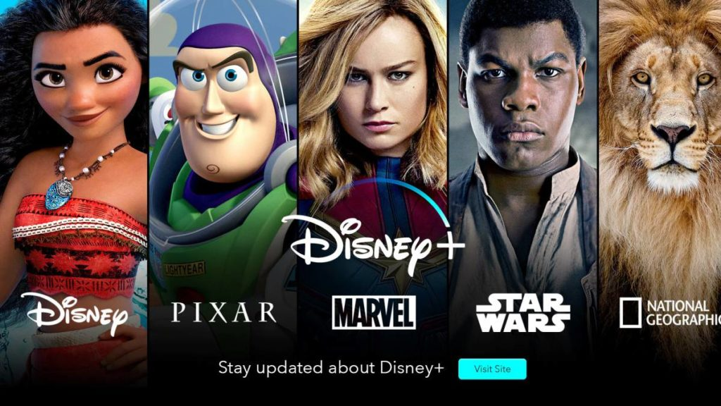 Disney+, la nueva plataforma de streaming - Disney Plus portada