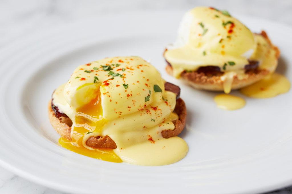Restaurantes para comer huevos benedictinos en la CDMX - PORTADA Huevos benedictinos