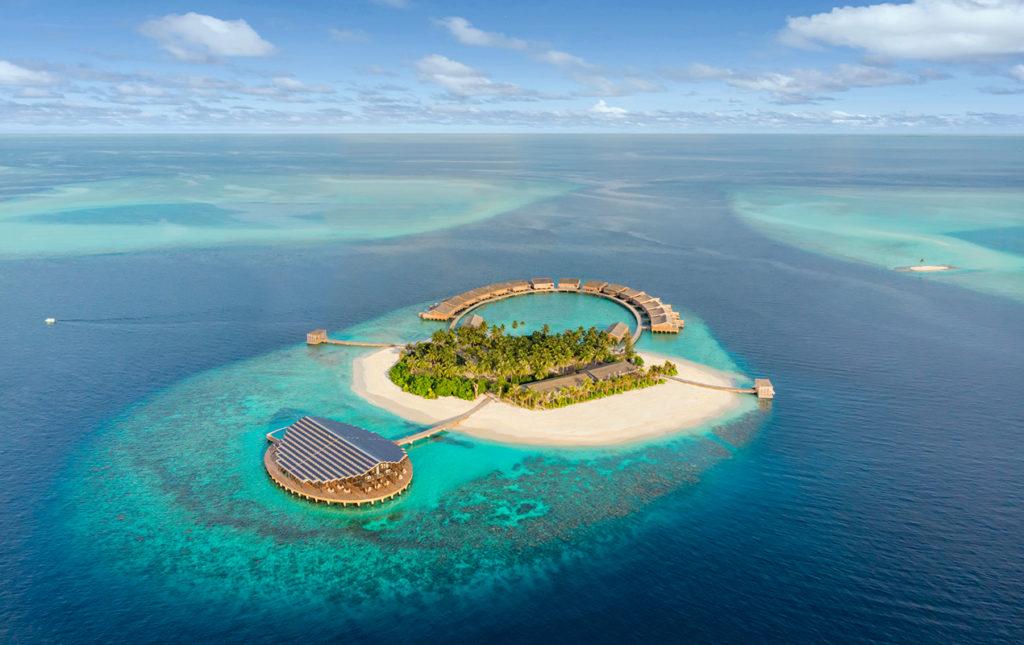 Kudadoo Maldives Private Island, un paraíso en medio del océano - PORTADA kudadoo maldives isla privada villas mar