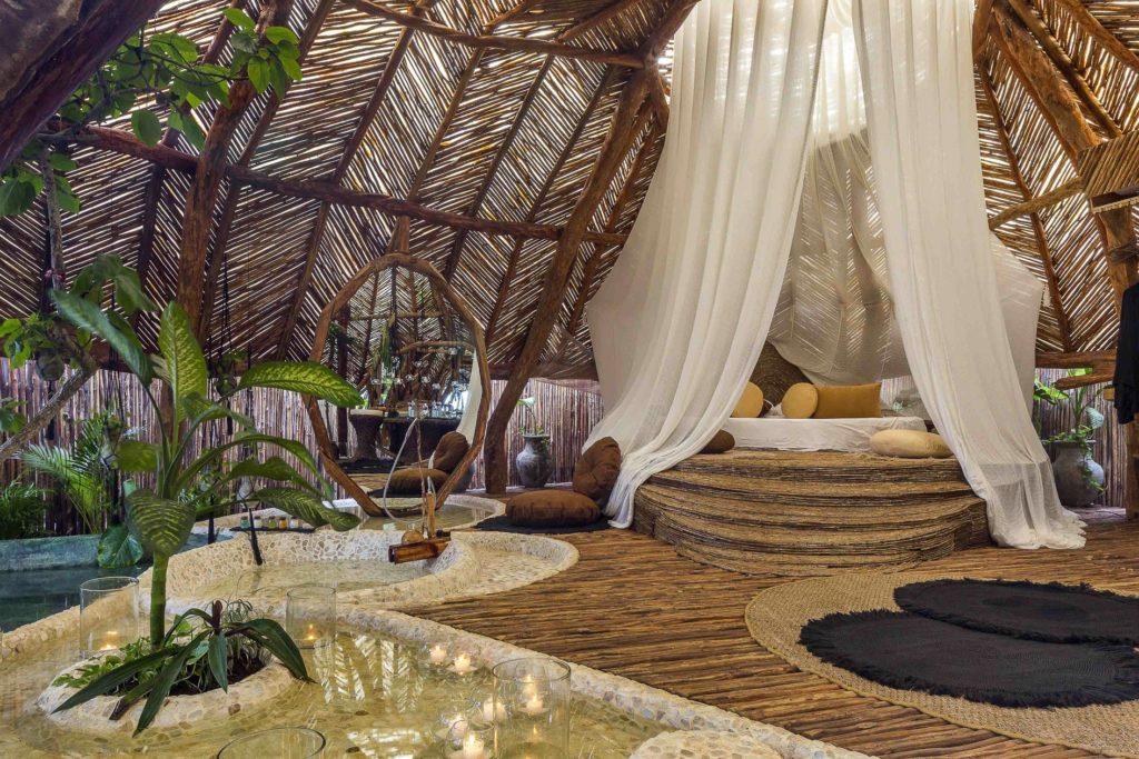 Azulik Tulum, un hotel en armonía con la naturaleza - Hotbook Azulik Tulum, un hotel en armonía con la naturaleza portada
