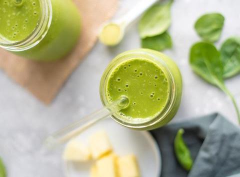 Deliciosas recetas de smoothies con proteína - HOTBOOK Smoothies con proteína_PORTADA