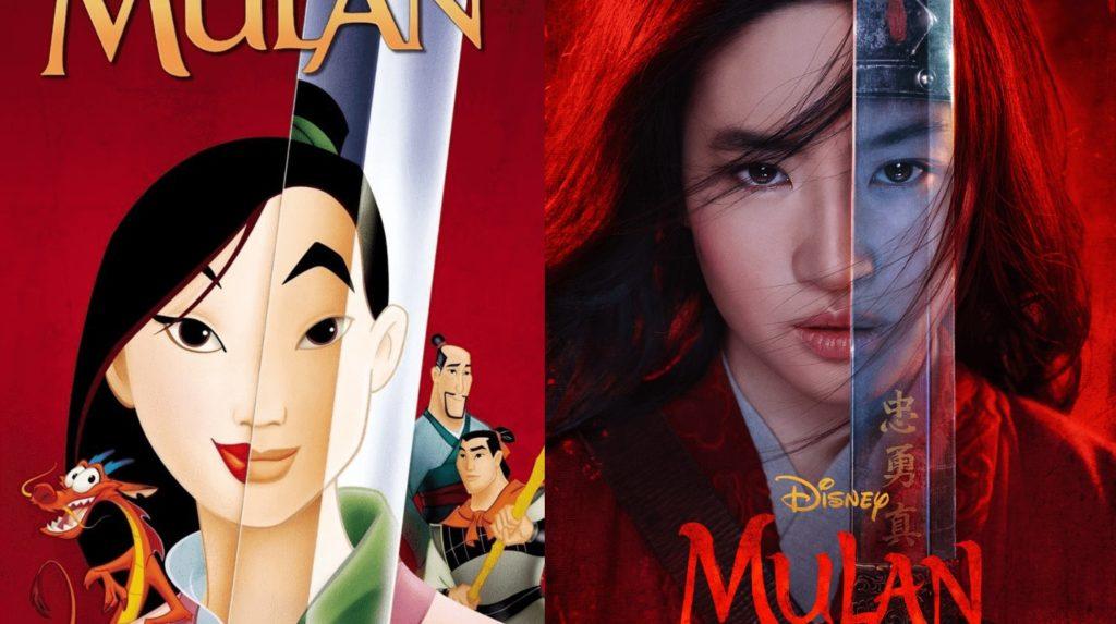 El primer tráiler oficial de la nueva película de Mulan - 1. Portada Mulan
