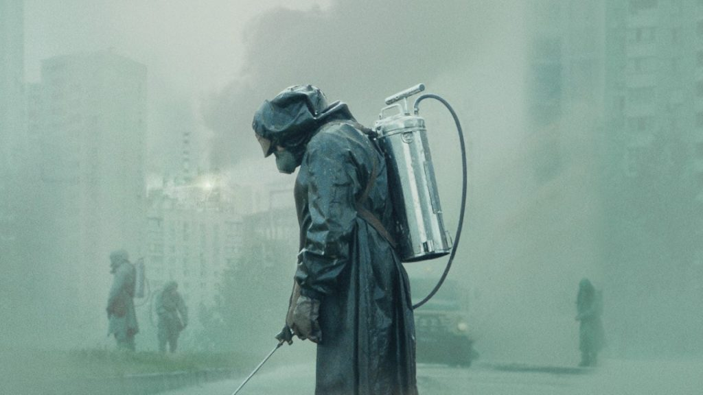 Chernobyl: la controversial serie de HBO - Hotbook Chernobyl portada