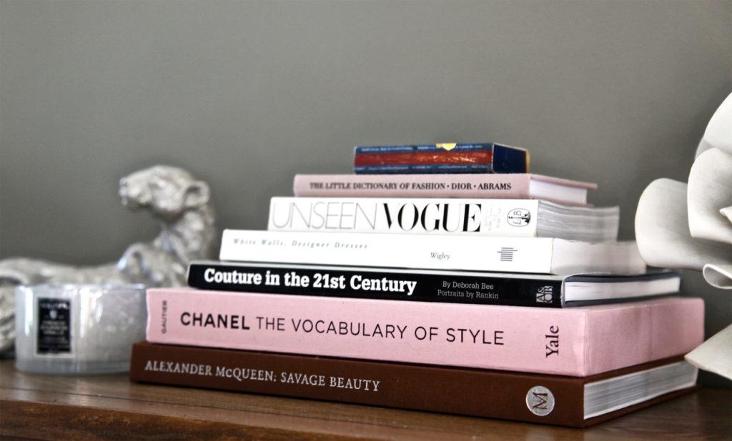 6 libros sobre el mundo de la moda - Libros de moda PORTADA