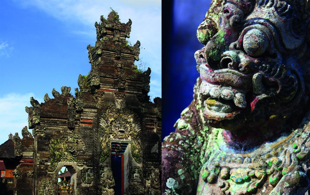 Bali, conocida también, y no por nada, como la isla de los dioses. - BALI-8