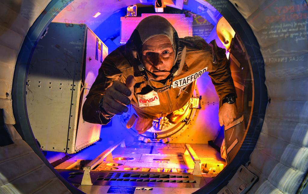 Houston celebra el 50º aniversario del primer alunizaje - Space_Center_Houston_3