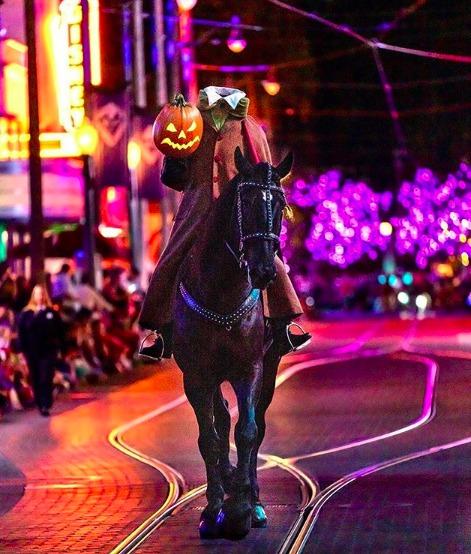 Eventos de Halloween en Los Ángeles - DISNEY PORTADA