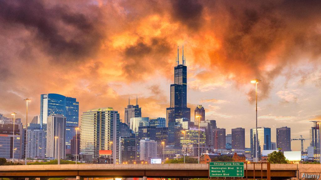 48 horas en Chicago - foto portada windy city