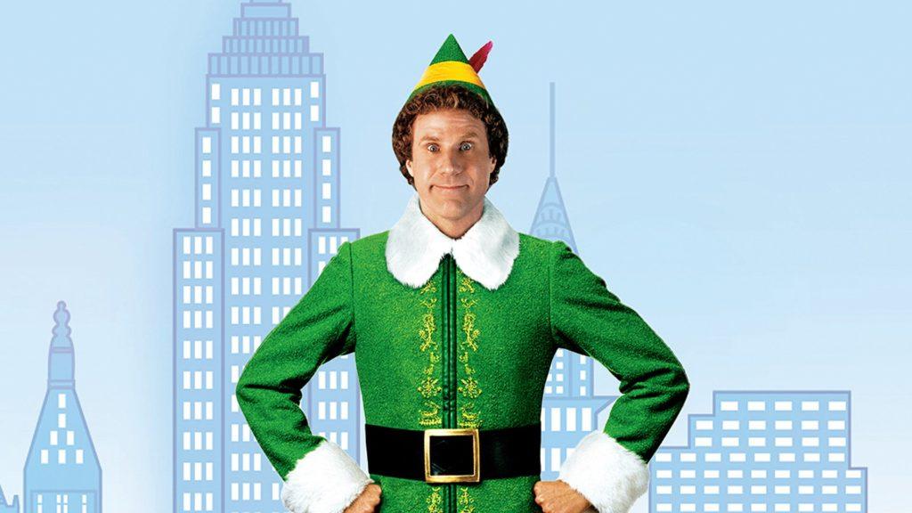 Las 10 mejores películas de Navidad - 2. Películas de Navidad Elf PORTADA