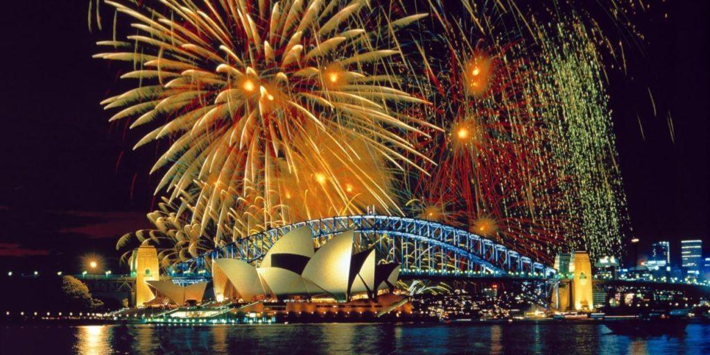 Los mejores destinos para pasar Año Nuevo - año nuevo sidney