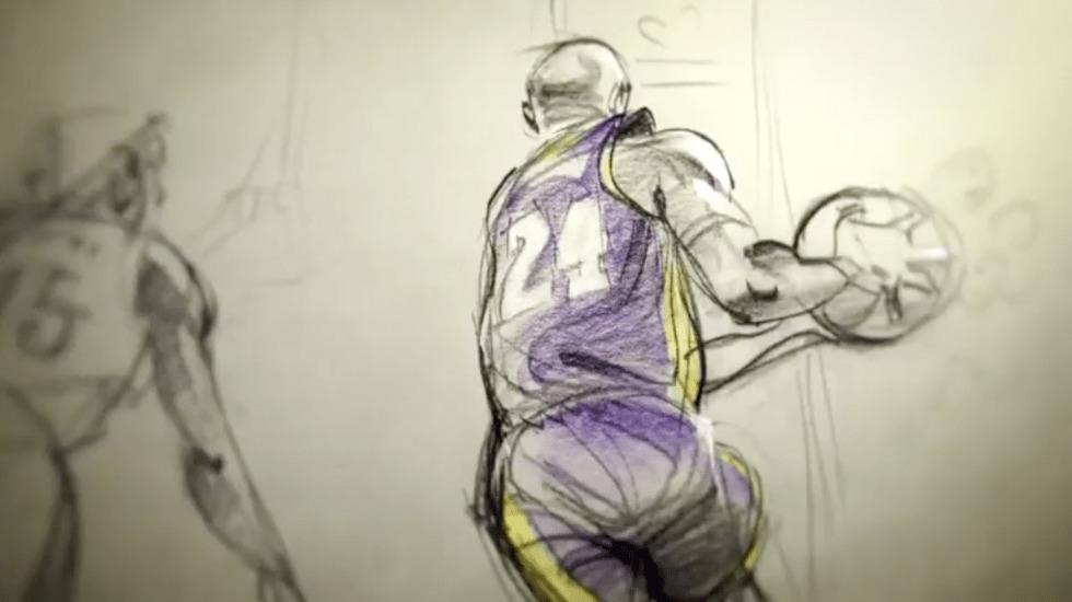 'Dear Basketball', el cortometraje de Kobe Bryant que ganó un Óscar - dear-basketball-kobe-bryant