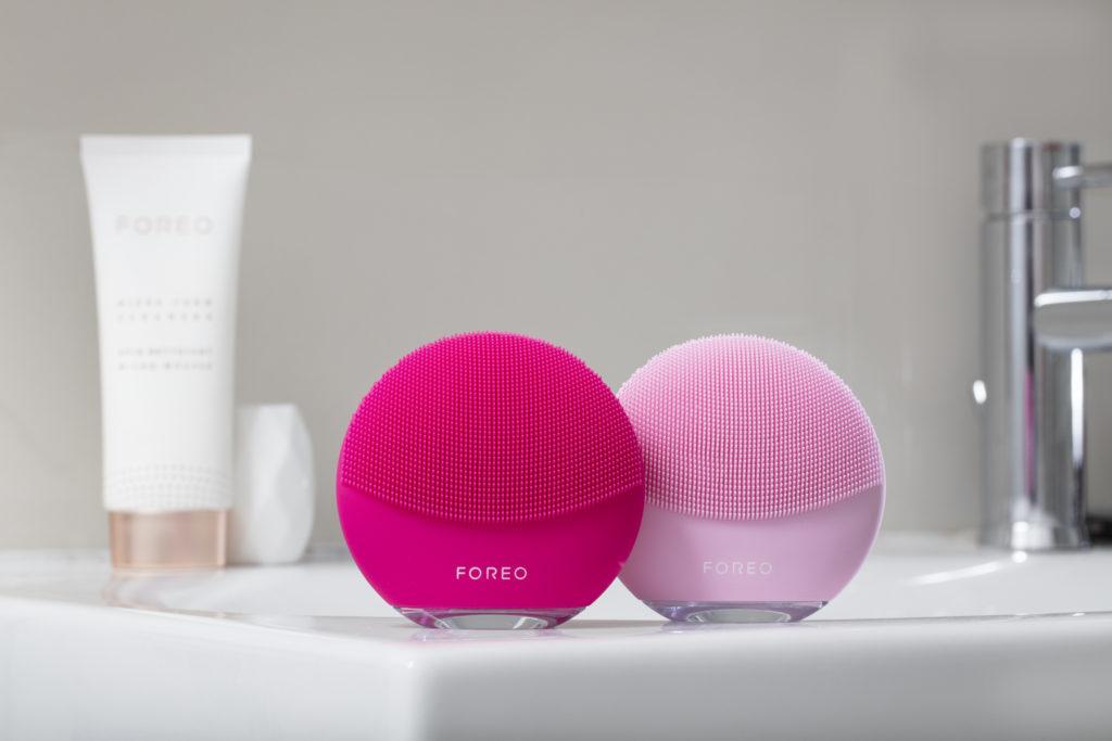 LUNA mini 3 de FOREO: todo lo que necesitas saber para enamorarte de este cepillo de limpieza facial - foreo portada