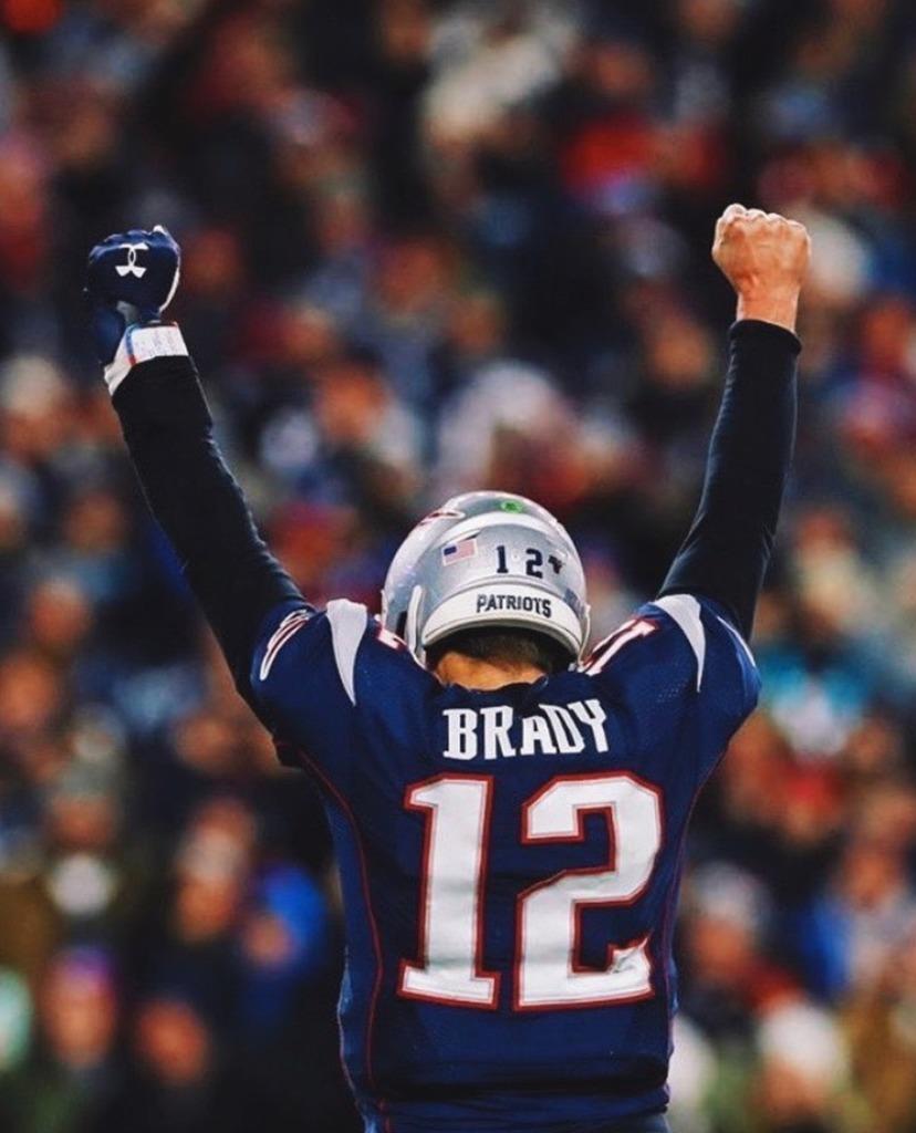 Datos curiosos sobre Tom Brady, un patriota por siempre - tom brady portada patriots quarterback