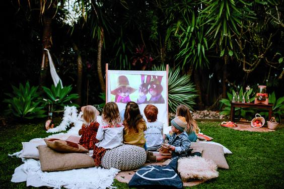 It's popcorn time! Te decimos cómo hacer tu propio cine en casa - Popcorn Portada