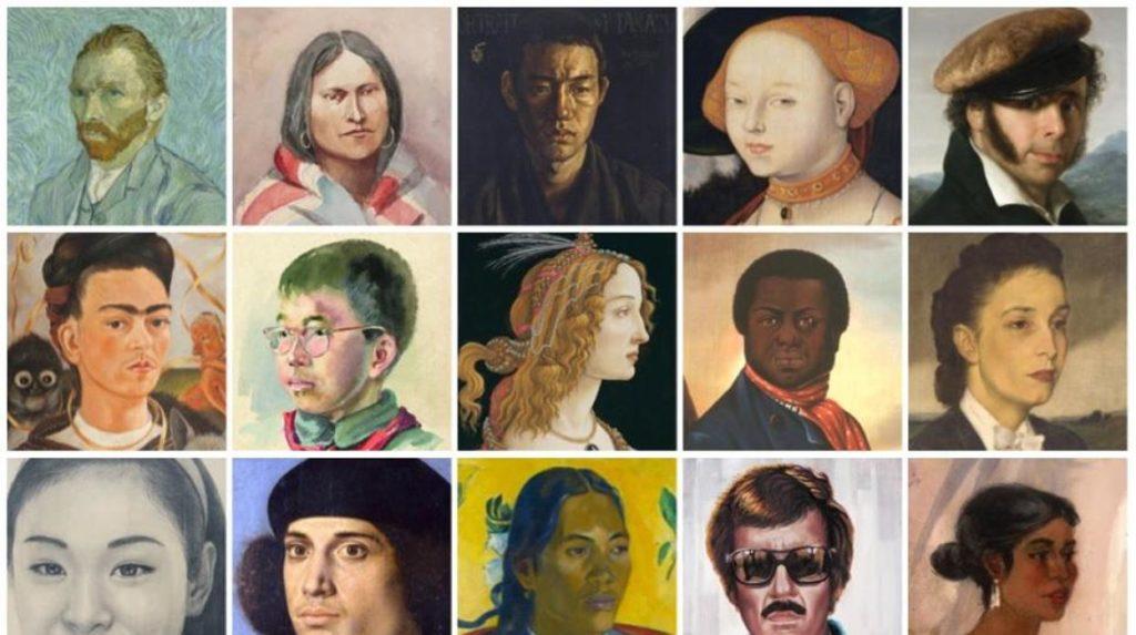 Art Selfie: encuentra a tu doble en grandes obras de arte - foto portada