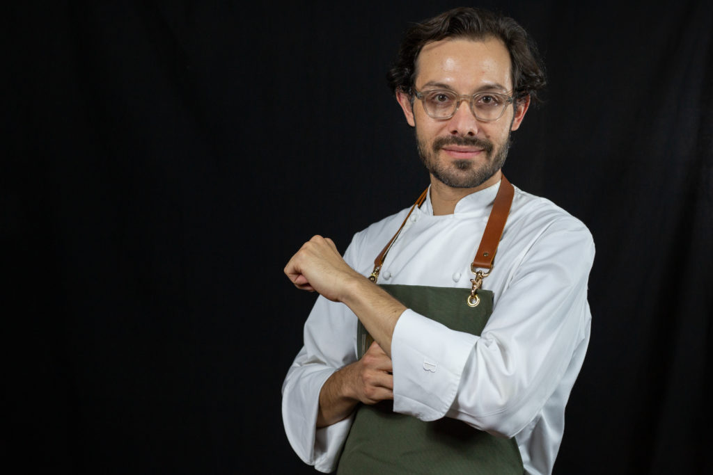 Joaquín Cardoso, una mezcla gastronómica entre Francia y México - Joaquín Cardoso, una mezcla gastronómica entre Francia y México  portada