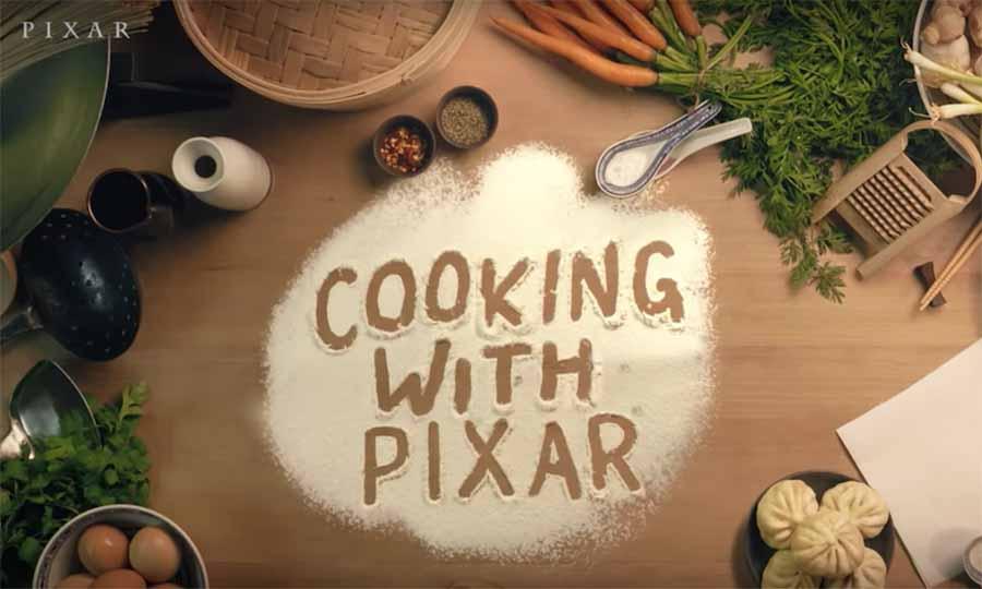Cocina de la mano de Pixar en casa - Portada Let's Get Cooking Cocina de la mano de Pixar en casa Disney zoom cooking with pixar Instagram tiktok coronavirus covid 19 cuarentena