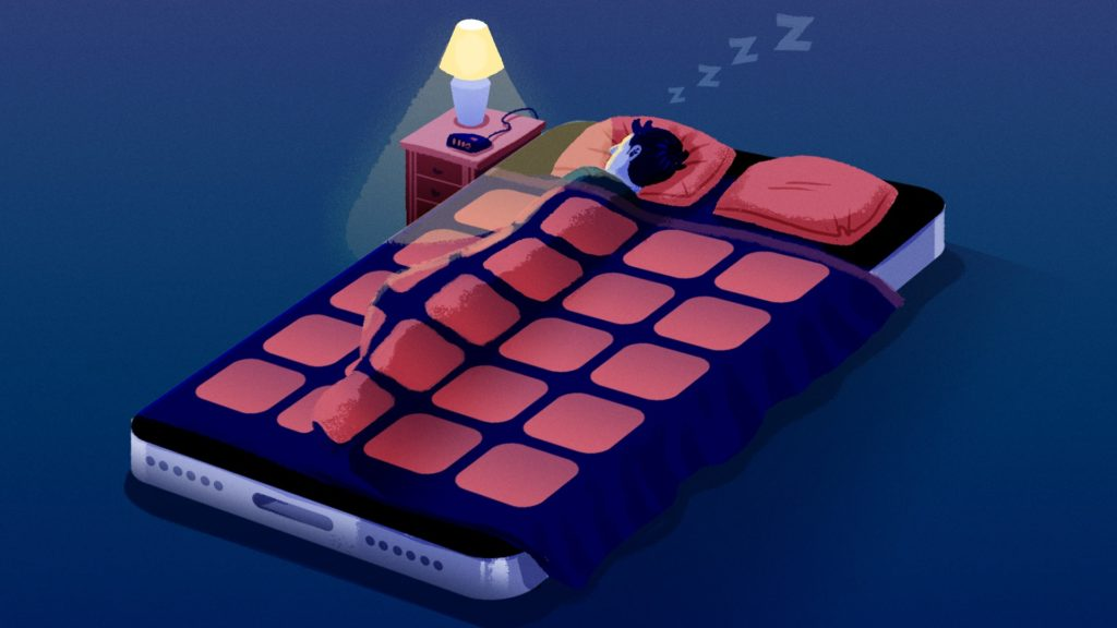 Sleepy time: las mejores apps y podcasts para ayudarte a dormir - Sleepy Time. Las mejores apps y podcasts para ayudarte a dormir PORTADA
