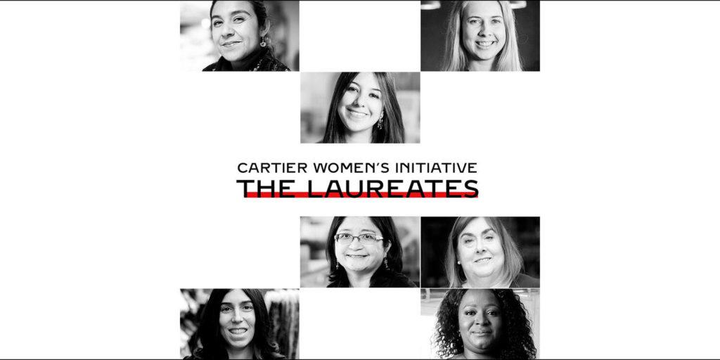 Cartier Women's Initiative: conoce a las ganadoras de la edición 2020 - cartier portada