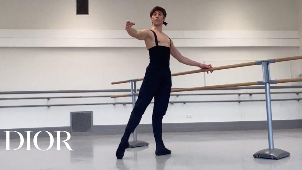 Dior x Ópera de París: taller de ballet online - Dior x Opera de Paris- Taller de ballet online_portada
