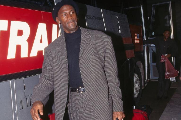 Michael Jordan y su icónico sentido de la moda - Michael Jordan y su icónico sentido de la moda covid online coronavirus portada
