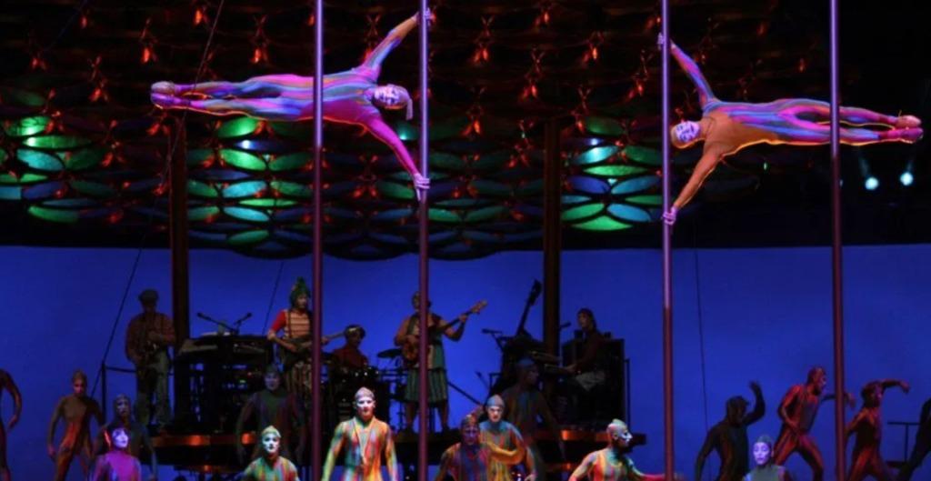 Disfruta de los espectáculos del Cirque du Soleil desde tu hogar - Portada Disfruta del espectáculo de Cirque Du Soleil desde tu hogar