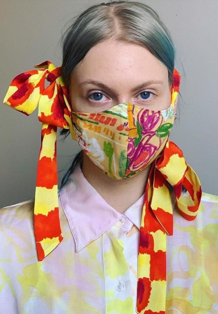 Increíbles diseños de face masks que están creando las marcas de moda - Portada Imperdibles diseños vanguardistas de face masks que están implementando marcas de moda google animales fashion moda tendencia zoom tiktok Instagram foto fotografía modelo diseño