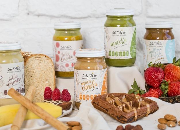 Sarai's Spreads, el delicioso y healthy complemento para tus snacks - Sarai's Spreads, el delicioso y healthy complemento para tus snacks portada